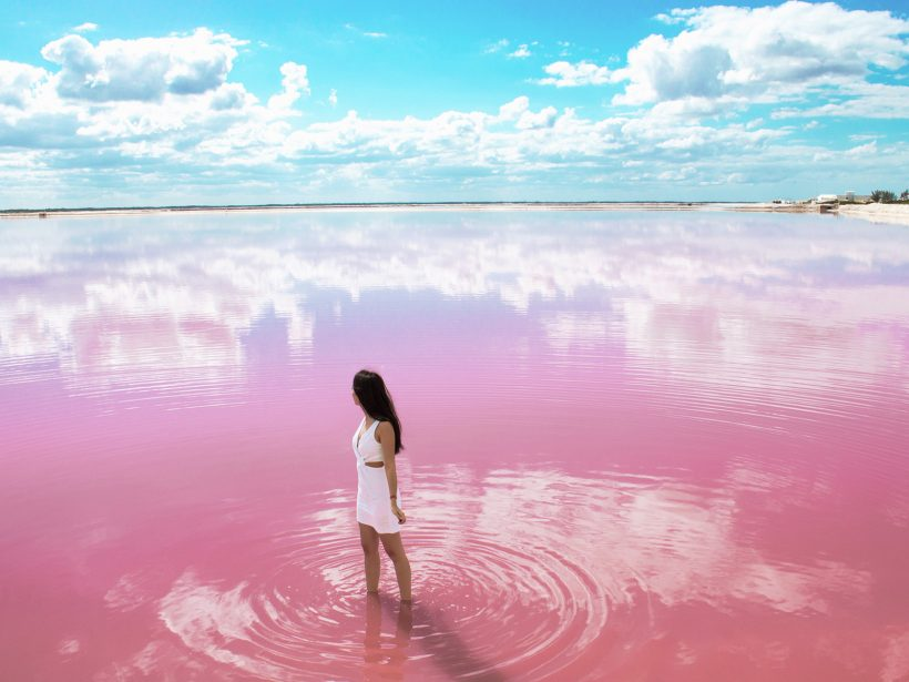 Las-Coloradas-Pink-Lake